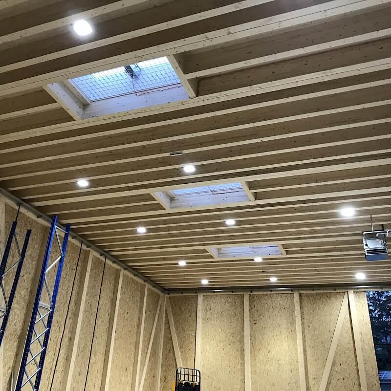 Lagerhallenbeleuchtung | Fulpmes