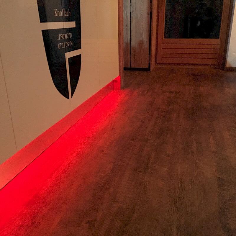 LED-Akzentbeleuchtung